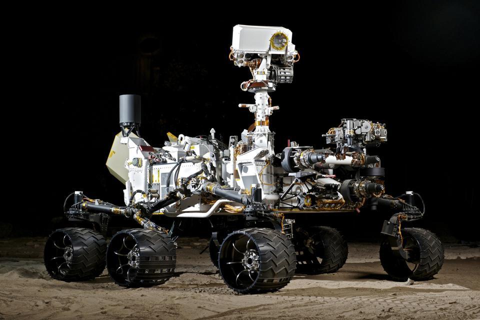美国宇航局车辆系统测试床罗孚