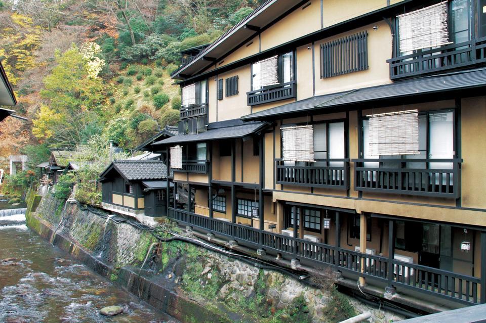 Shinmeikan Inn Kurokawa Hot Spring