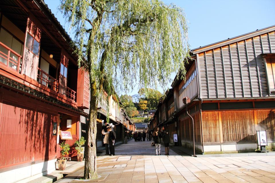 Higashichaya古城金泽