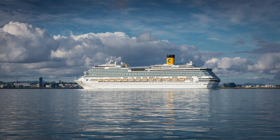 Costa Concordia crucero