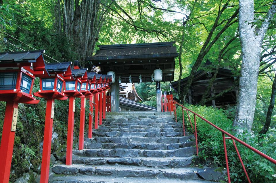 Kifune Shrine Kioto