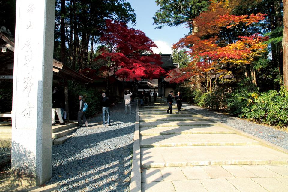 Kongobu-ji Temple, Mt. Koya