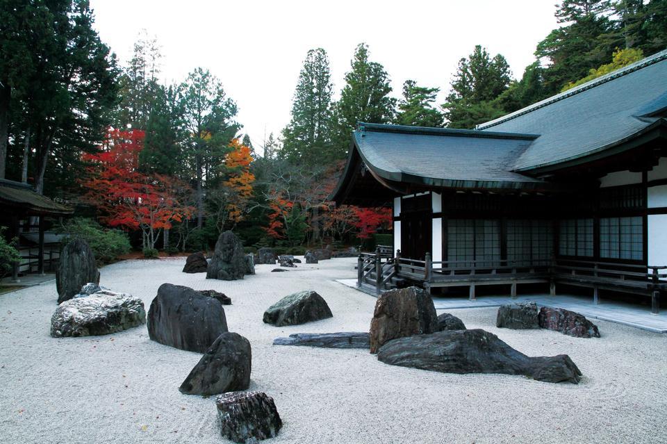 Kongōbu-ji Temple, Mt. Koya