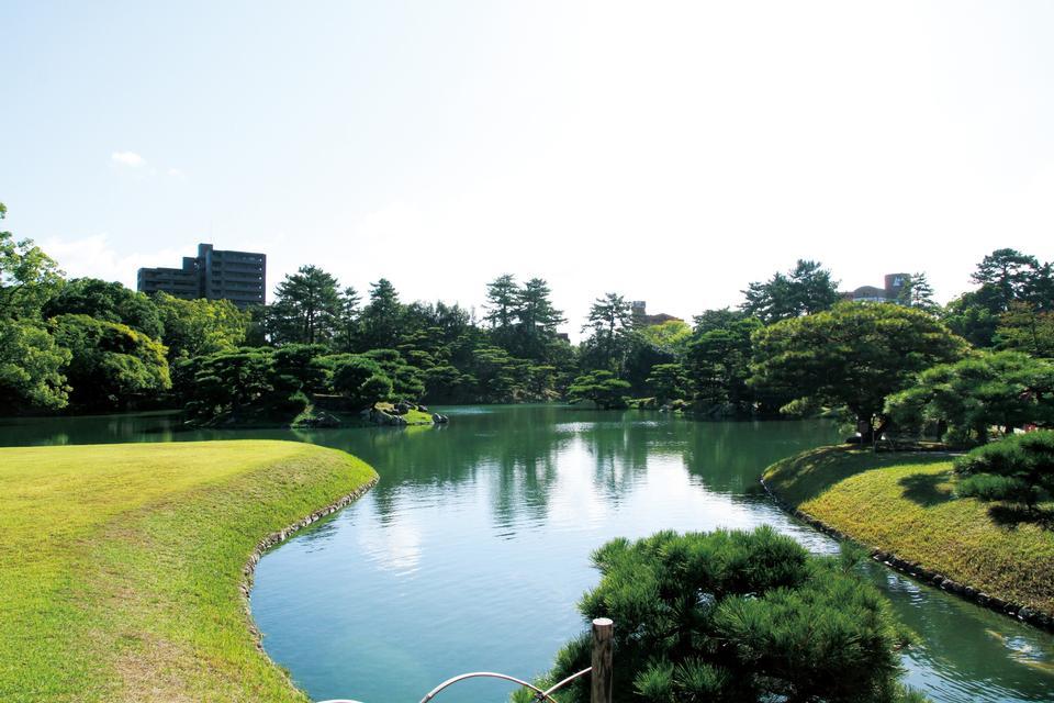 栗林公園 - 高松市