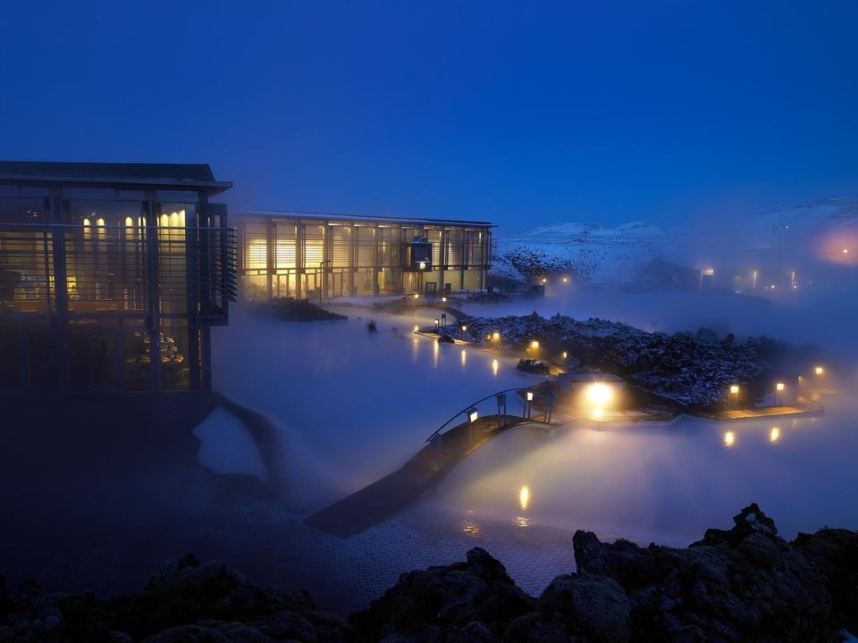 The Blue Lagoon Geothermal Bath Resort