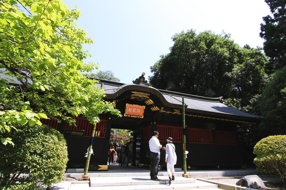 瑞鳳殿陵日本仙台