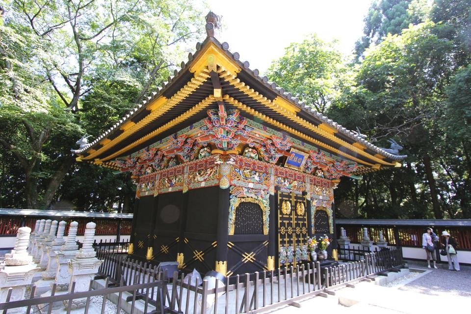 Sendai Voyage: Mausolée Zuihoden