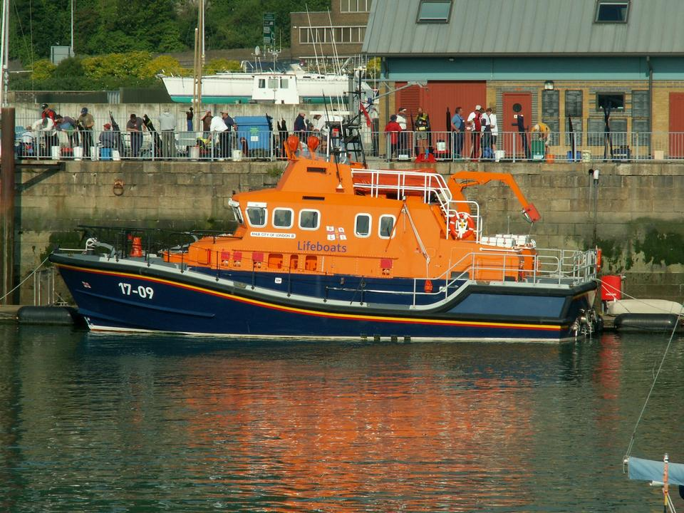 City of London II Lifeboat