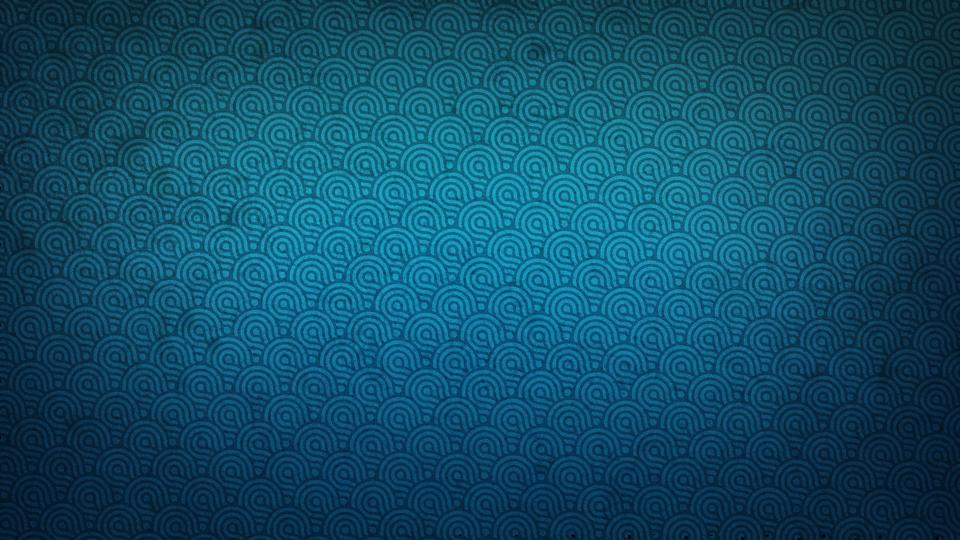 グラデーション青の背景