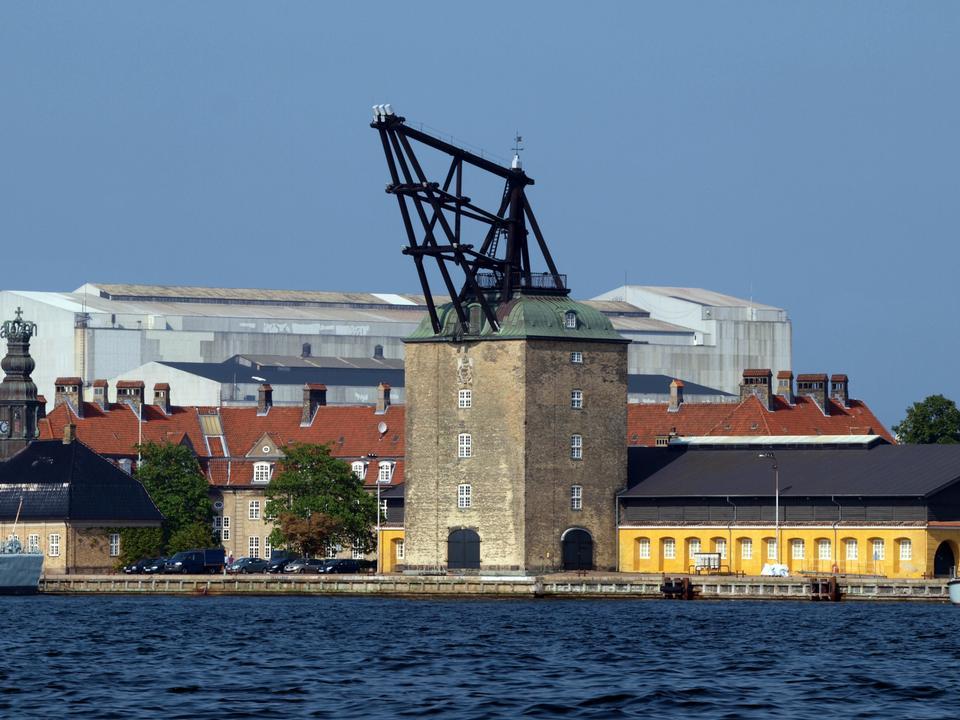 景觀哥本哈根,丹麥