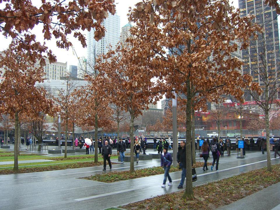 National September 11 Memorial & Museum in Manhattan
