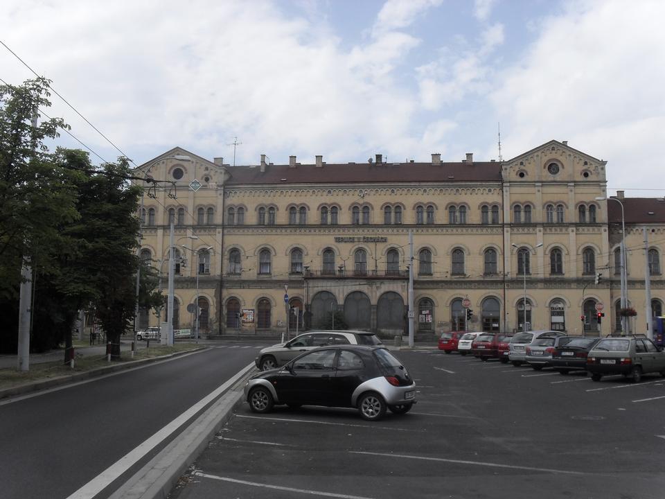 火车站特普利采捷克
