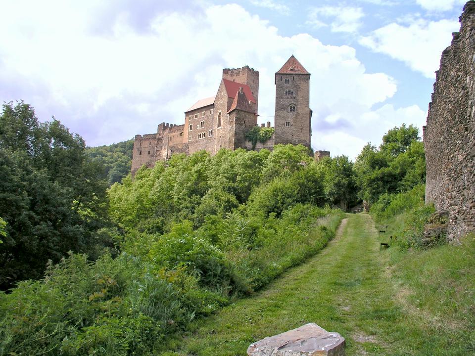 哈德格城堡,国家公园塔亚河河谷,下奥地利州