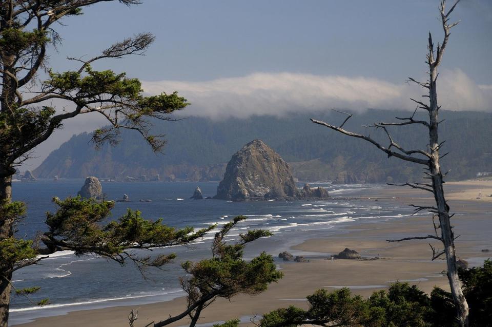 Орегон острова Национальный заповедник дикой природы комплекс