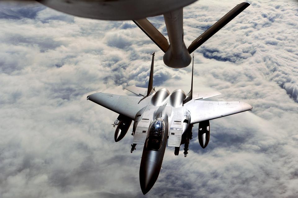 米空軍給油RF-13-3