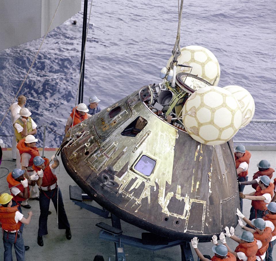 Apollo 13 Landing Module