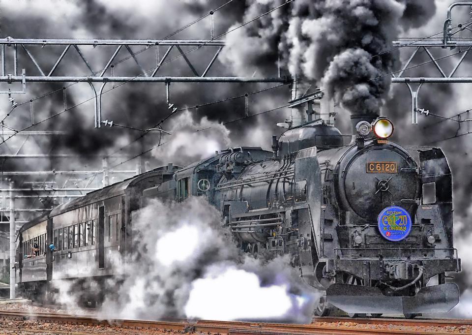 Promenades en train Vintage sur la route du Japon