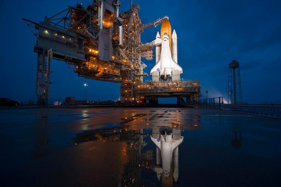 Centro Espacial Kennedy, em Cabo Canavera
