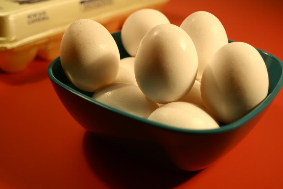 A Bowl Full Of Eggs