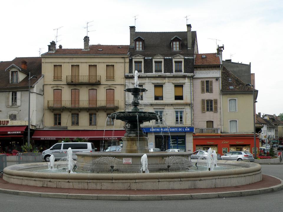 镇威乐的Belley法国