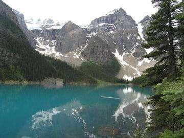 Descarga gratis la imagen de alta resolución - Banff senderismo Lago Agnes Loop Trail