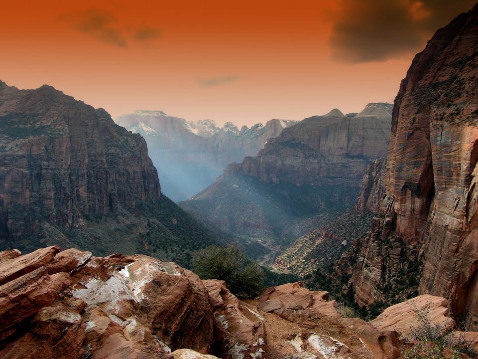 Zion National Park - Springdale UT