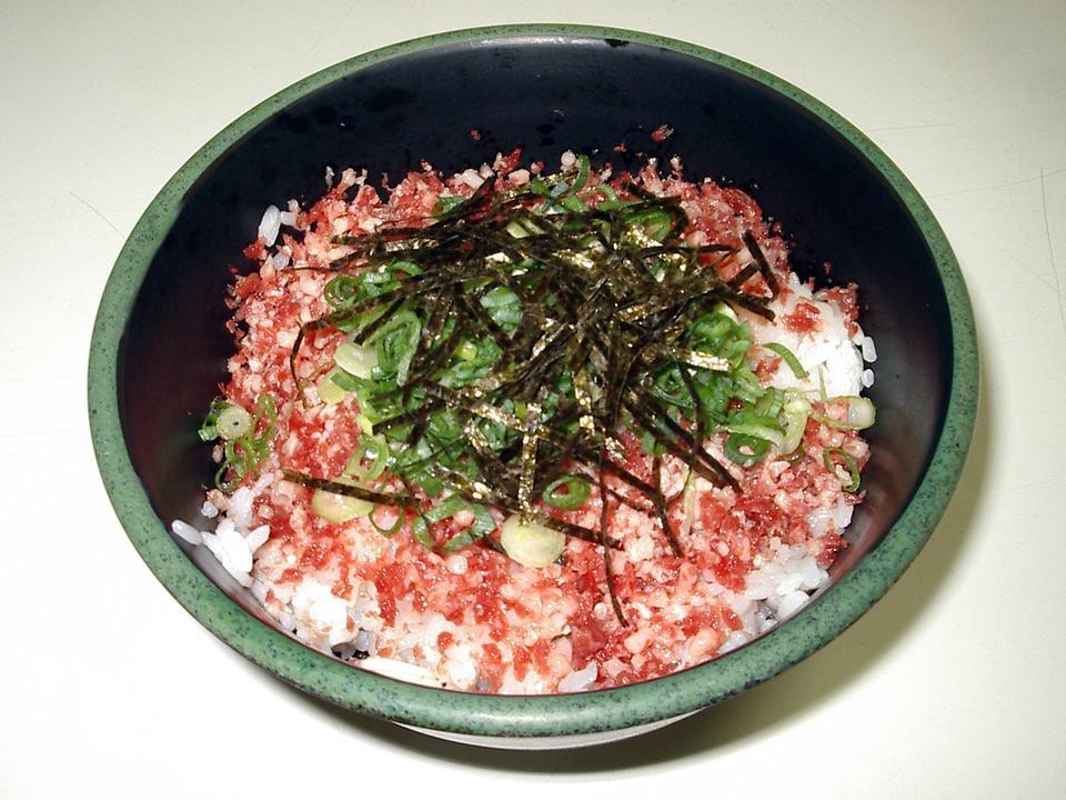 Gyutoro donburi - Japanese Food