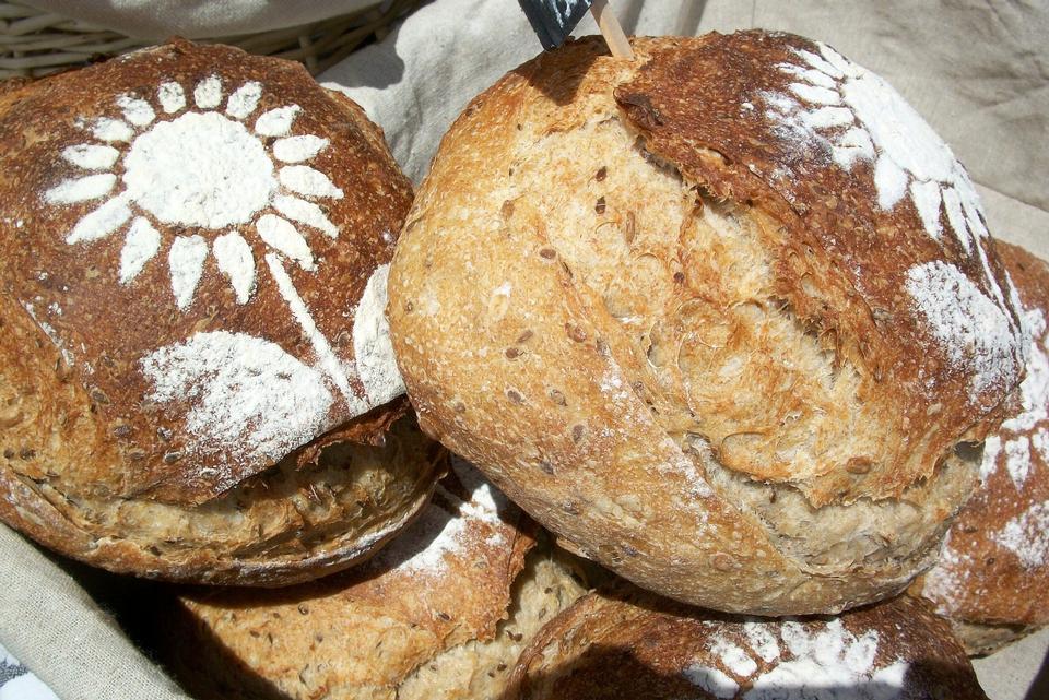 手工面包面包