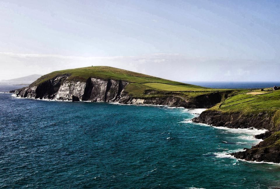 丁格爾半島海岸線