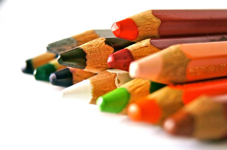 Matite colorate Penne