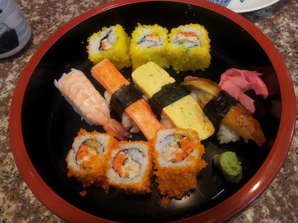 Sushi Bacia Japanese Food