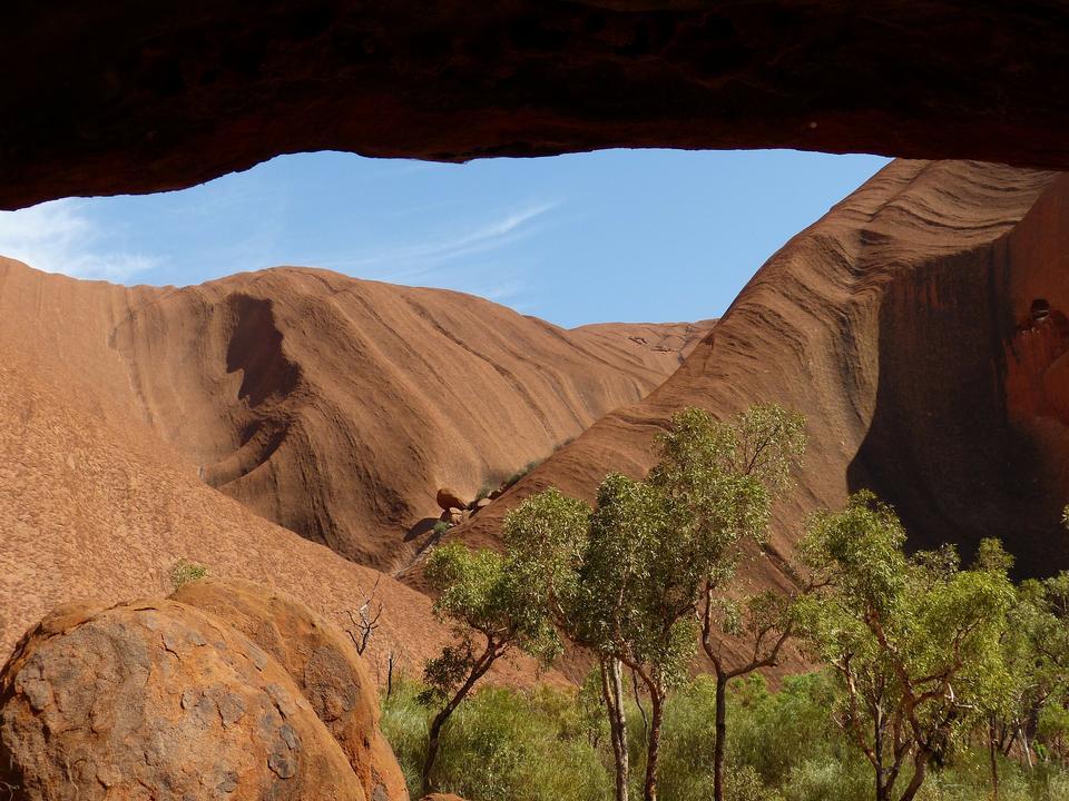 Uluru Ayers Rock Uluṟu-Kata Tjuṯa National Park