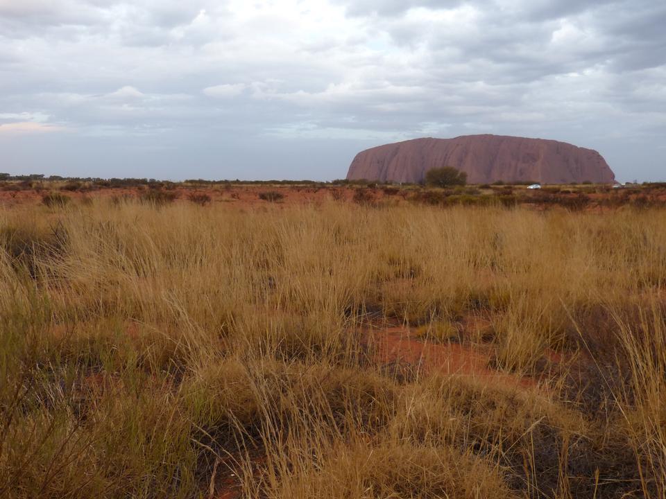 Uluru Ayers Rock with Kata Tjuta