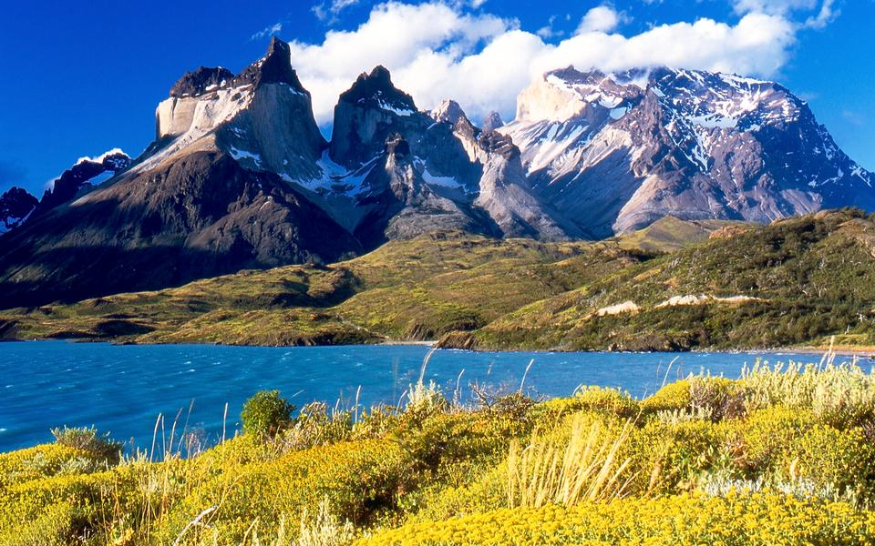 Torres del Paine National Park, Chile.