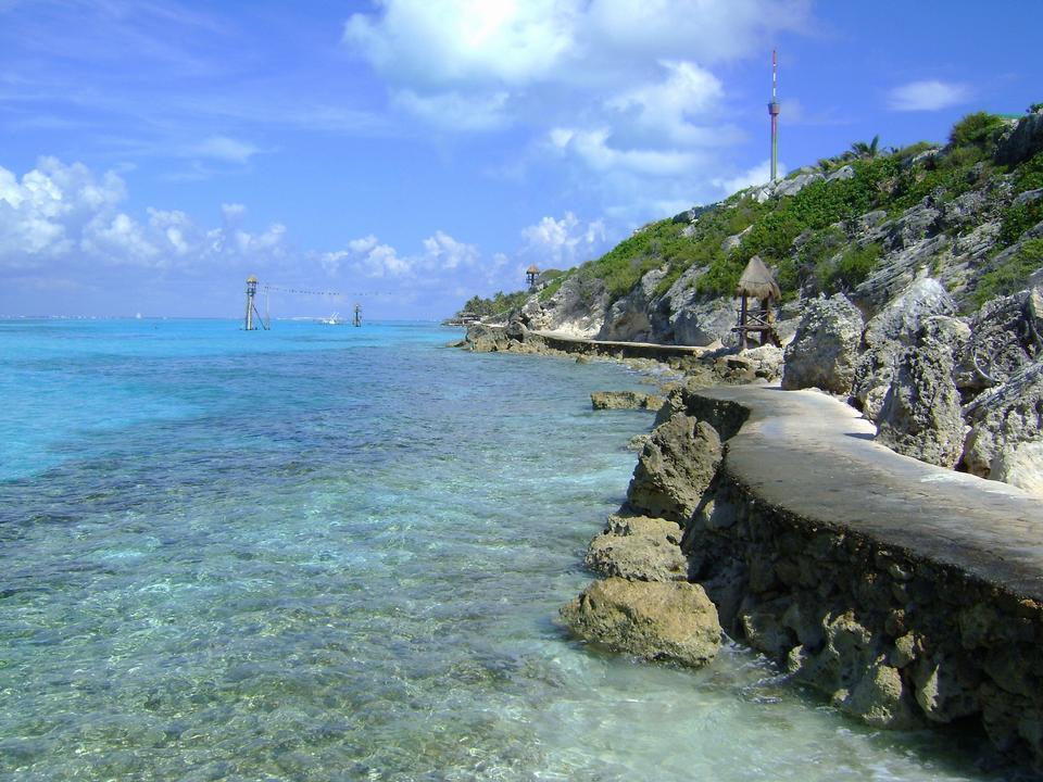 Blue Ocean Punta Sur Косумель Мексика