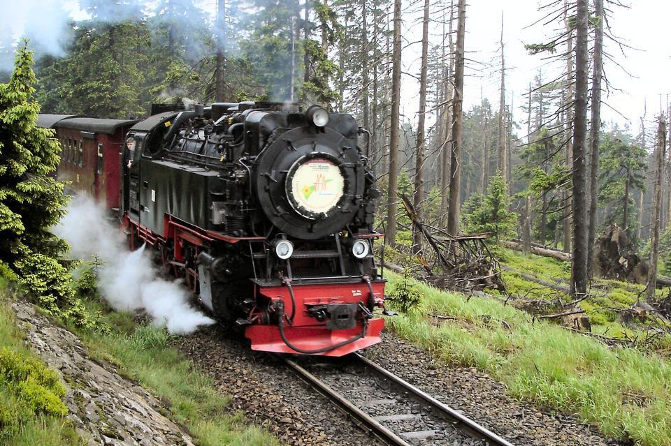 Harz Montañas Alemania Brocken