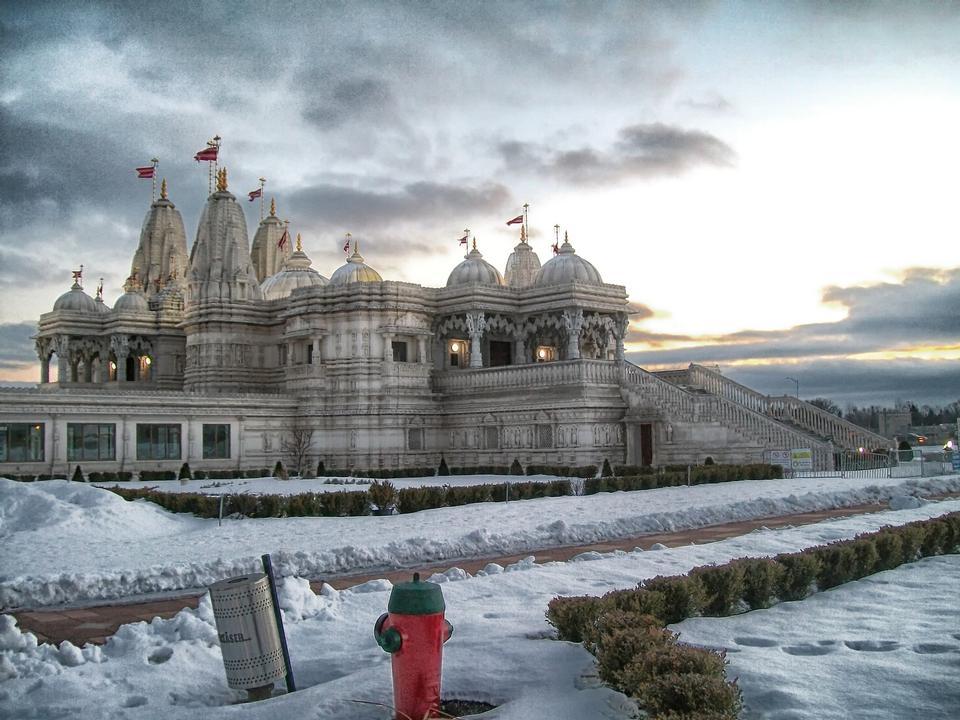 BAPS Shri Swaminarayan Mandir Toronto au Canada