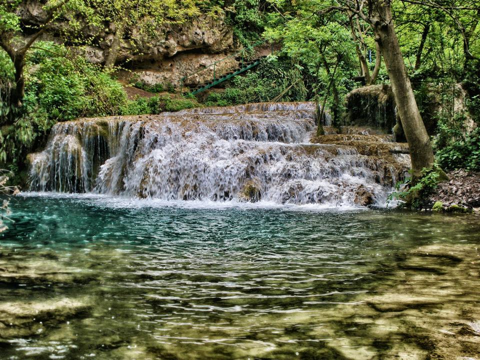 Krushuna Waterfall Bulgaria