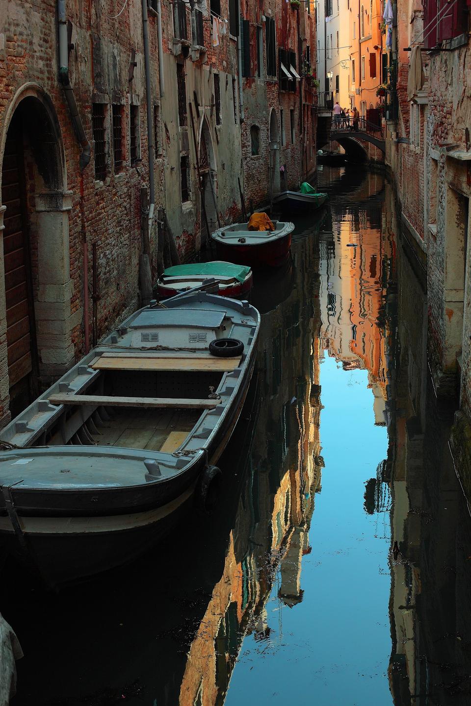 유명한 그랜드 카날 베니스, 이탈리아