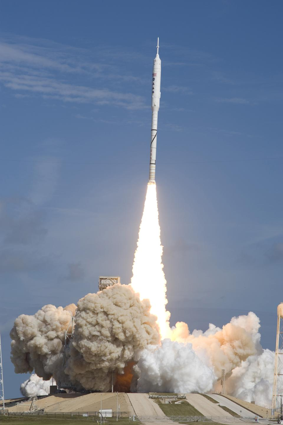 Ares IX lancia dal LC-39B