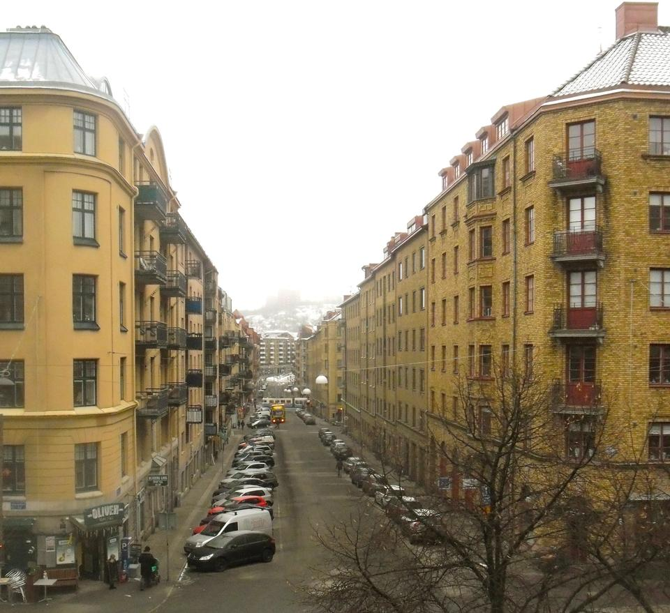 街Olivedal瑞典