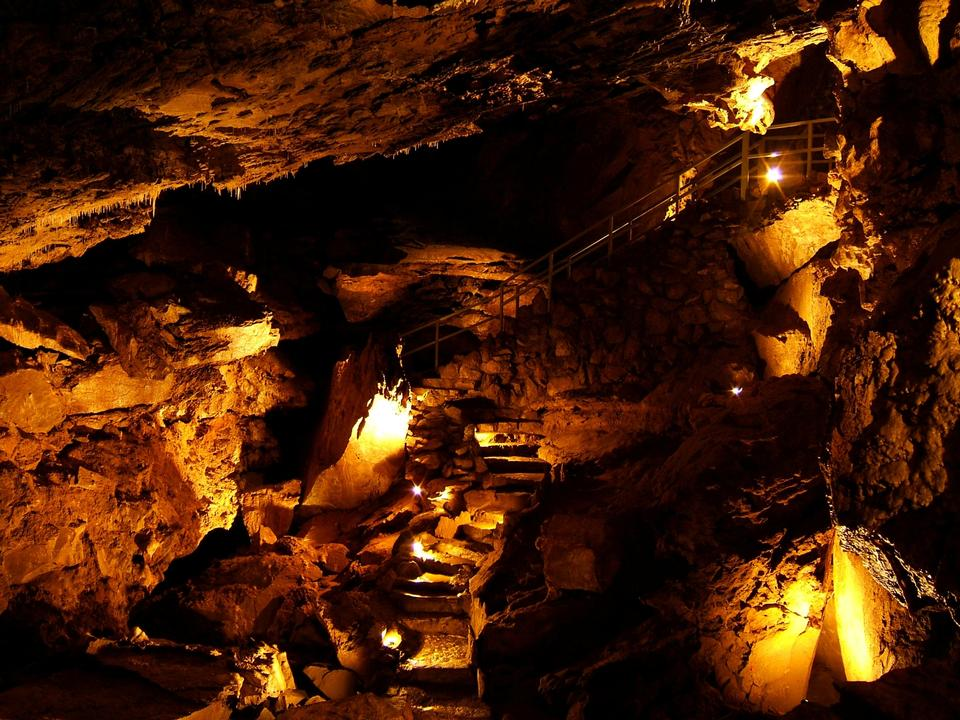 Призрак номер Орегон Пещеры Национальный памятник
