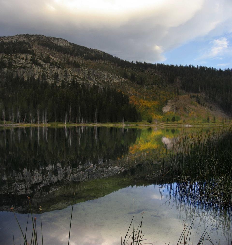Sotcher湖魔鬼宮柱堆國家紀念碑