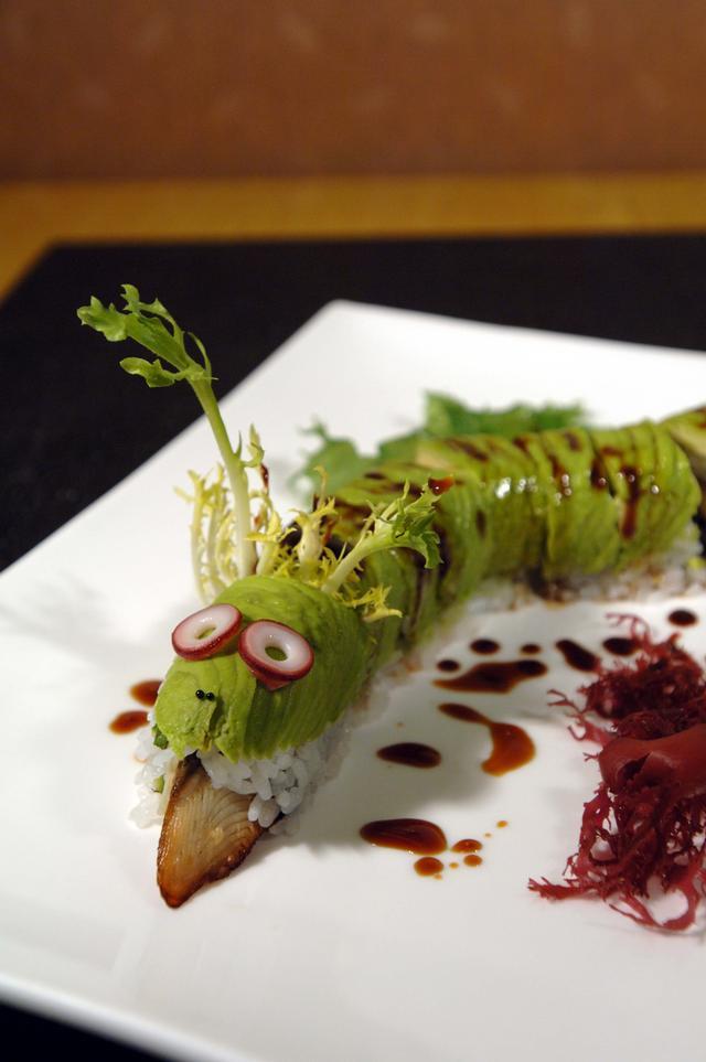 日本食Catapilaロール