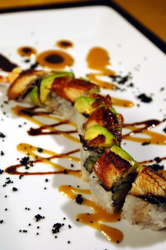 日本食品卧虎藏龙卷
