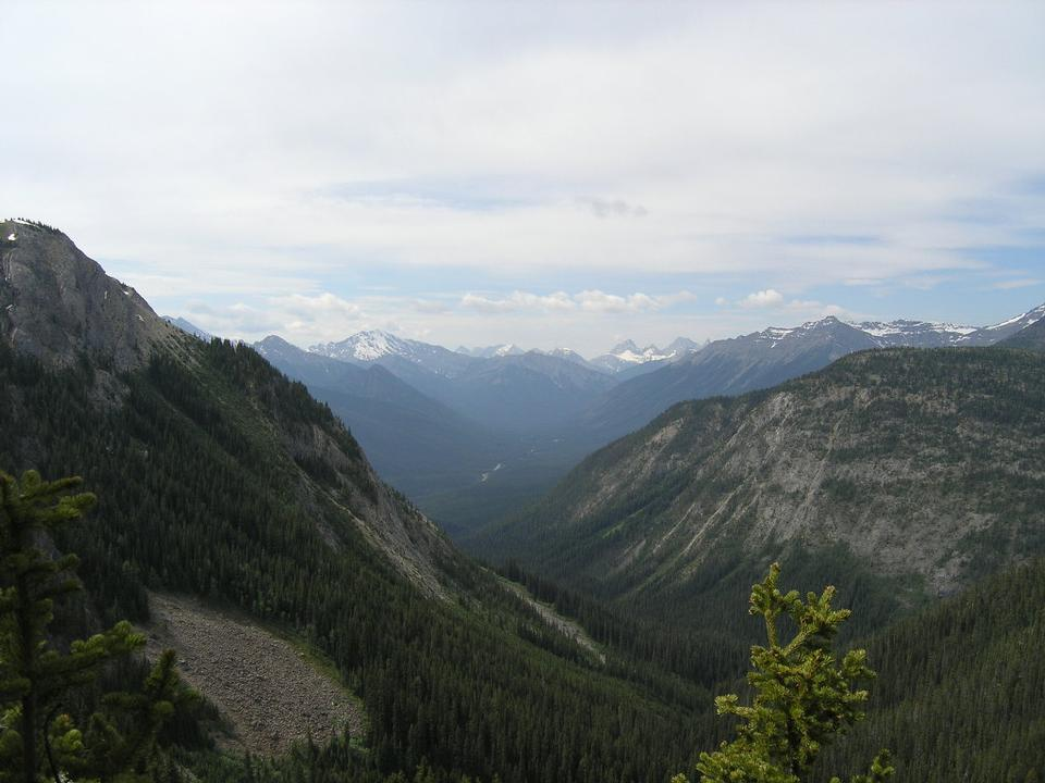 Canadian Rocky Mountain Parques