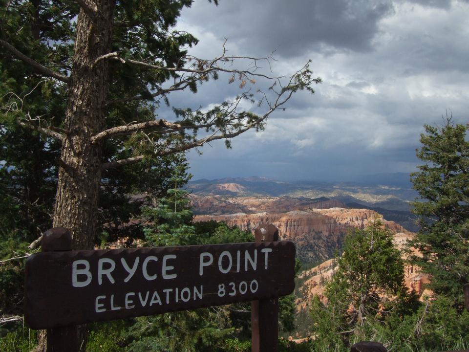 布莱斯峡谷国家公园
