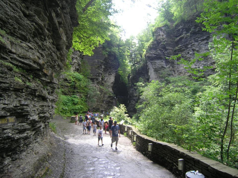 ワトキンスグレン州立公園