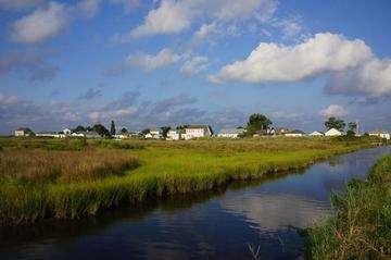 Descarga gratis la imagen de alta resolución - Mañana en la playa - isla de Tánger