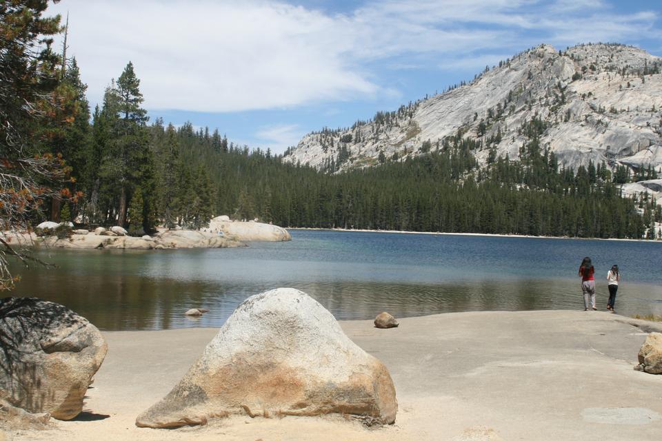 Tenaya Lake - Yosemite Nationalpark